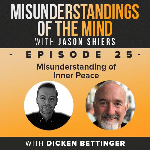 Misunderstanding of Inner Peace