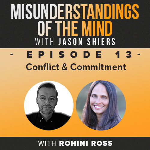 Misunderstanding of Conflict & Commitment